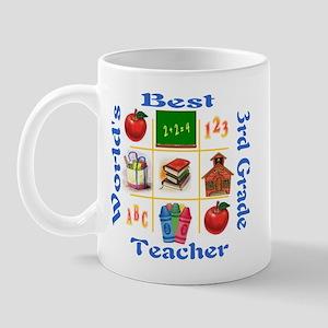 3rd grade Mug