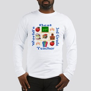 3rd grade Long Sleeve T-Shirt