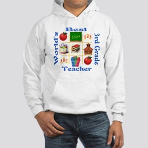 3rd grade Hooded Sweatshirt
