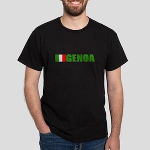 Genoa, Italy Dark T-Shirt