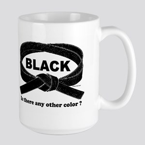 Any Other Color ? Large Mug
