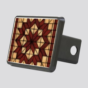 Wooden Quilt Hitch Cover