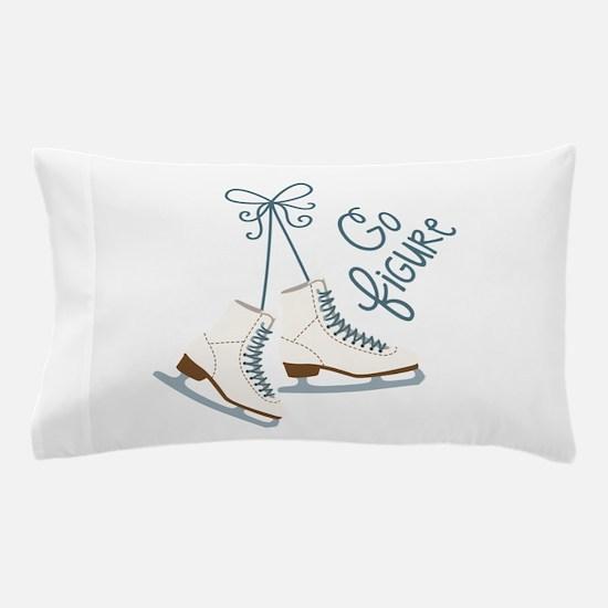 Go Figure Pillow Case