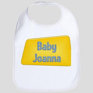 Baby Joanna Bib