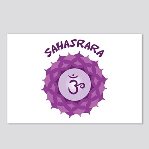 Sahasrara Postcards (Package of 8)