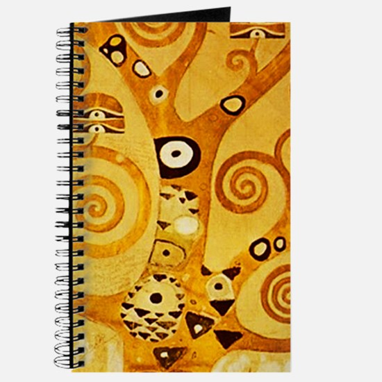Gustav Klimt Tree of Life Art Nouveau Journal