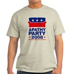 Apathy Party 2008 Light T-Shirt