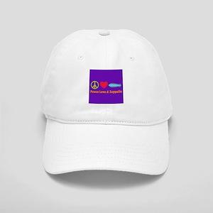 Peace Love & Zeppelin Cap