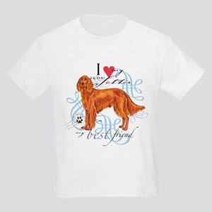 Irish Setter Kids Light T-Shirt