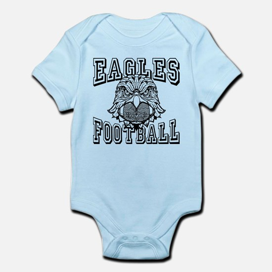 Eagles Football Body Suit
