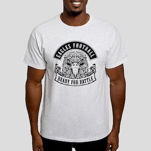 Eagles Football Ready for Battle T-Shirt