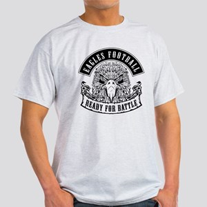 Eagles Football Ready for Battle T-Shirt