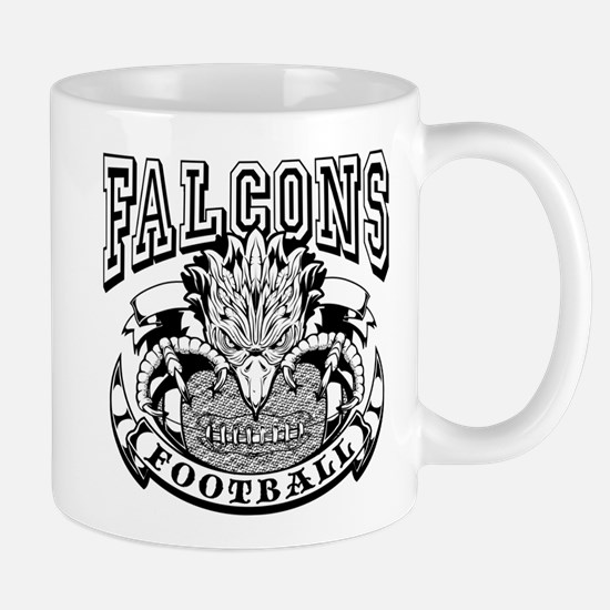 Falcons Football Mugs