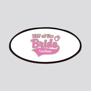 BFF of the Bride Patches