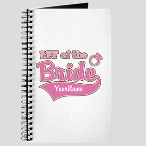 BFF of the Bride Journal