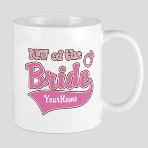 BFF of the Bride Mug