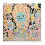 Muerta Lisa Tile Coaster
