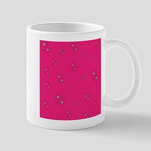 Hot Pink SPARKLES Mugs