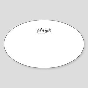 Hexwear Logo (original pentagram) Sticker