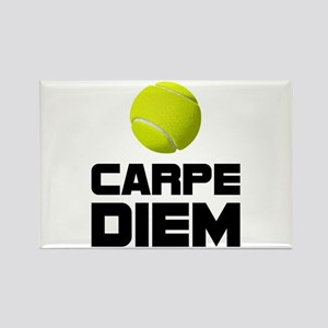 Carpe Diem Tennis Magnets