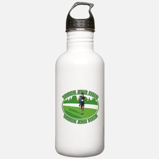 Mens Track and Field Water Bottle