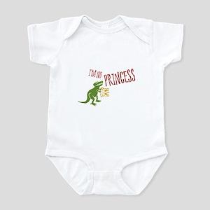 I'm No Princess - Infant Bodysuit