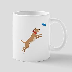 Frisbee Pup Mugs