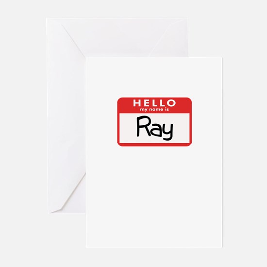 Hello Ray Greeting Cards (Pk of 10)