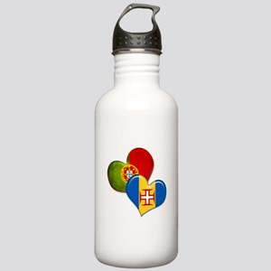 Portugal and Madeira h Stainless Water Bottle 1.0L