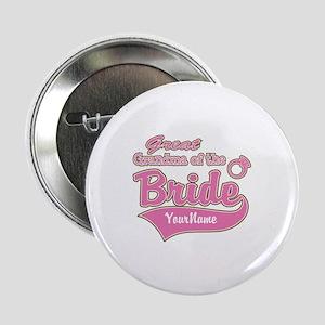 """Great Grandma of the Bride 2.25"""" Button"""