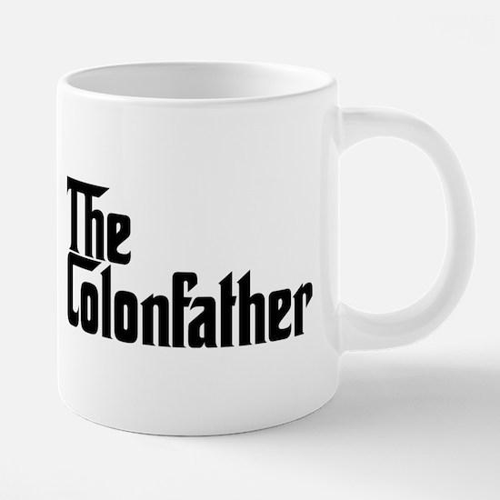 the colon father Mugs