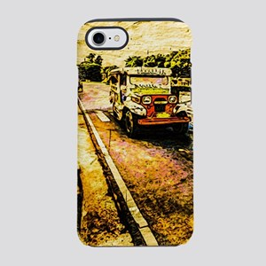 Manila Jeepney 2 iPhone 7 Tough Case