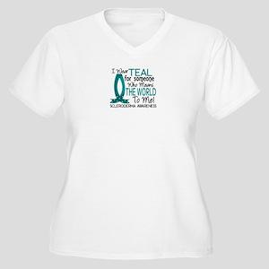 Scleroderma Means Women's Plus Size V-Neck T-Shirt