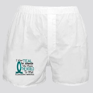 Scleroderma MeansWorldToMe1 Boxer Shorts