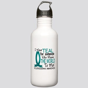 Scleroderma MeansWorld Stainless Water Bottle 1.0L