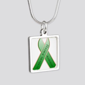CP Awareness Ribbon Necklaces