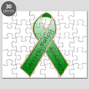 CP Awareness Ribbon.JPG Puzzle