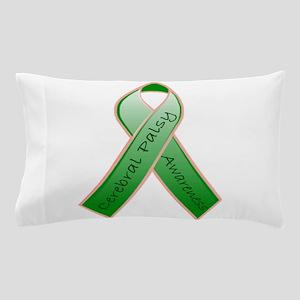CP Awareness Ribbon Pillow Case