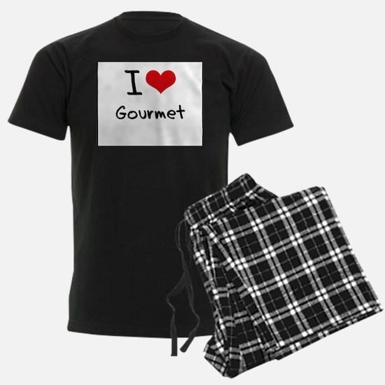 I Love Gourmet Pajamas