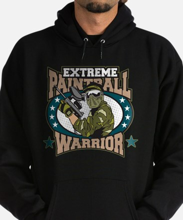 Extreme Paintball Warrior Hoodie (dark)