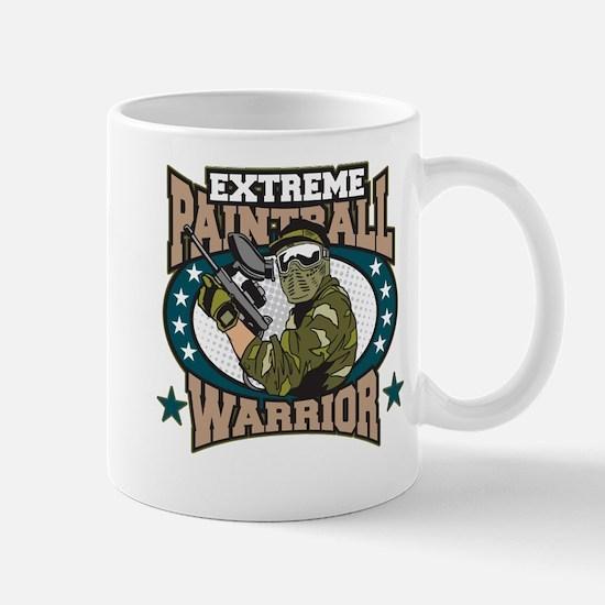 Extreme Paintball Warrior Mug