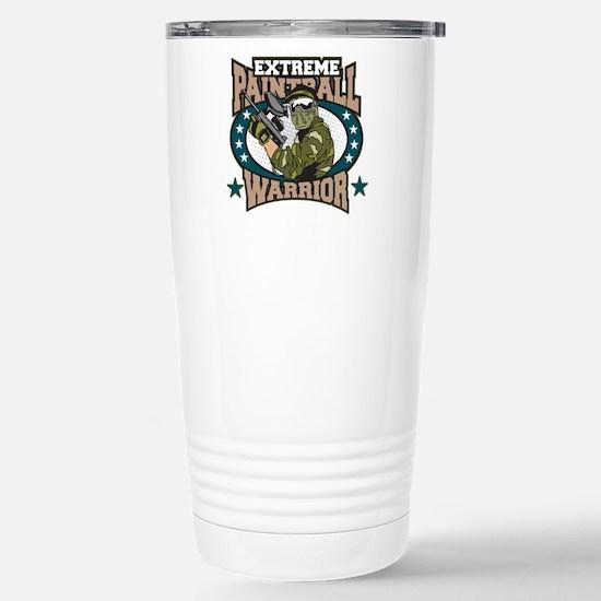 Extreme Paintball Warri Stainless Steel Travel Mug