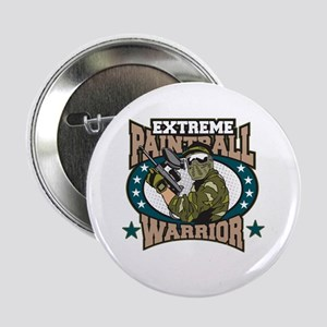 "Extreme Paintball Warrior 2.25"" Button"