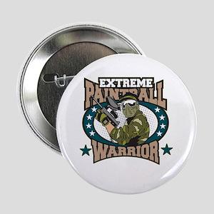 "Extreme Paintball Warrior 2.25"" Button"