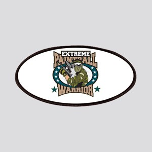 Extreme Paintball Warrior Patches