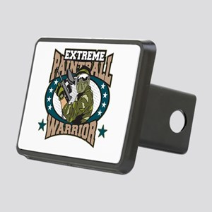 Extreme Paintball Warrior Rectangular Hitch Cover