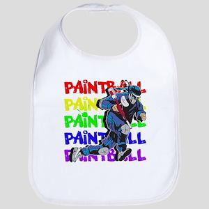 Paintball Player Bib
