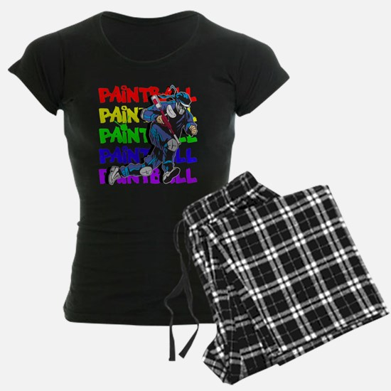 Paintball Player Pajamas