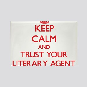 Keep Calm and trust your Literary Agent Magnets