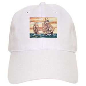 7f3f37085ec Volvo Ocean Race Hats - CafePress